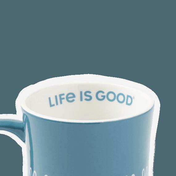 49011e8f7c0 Sale LIG Peace Diner Mug | Life is Good® Official Site