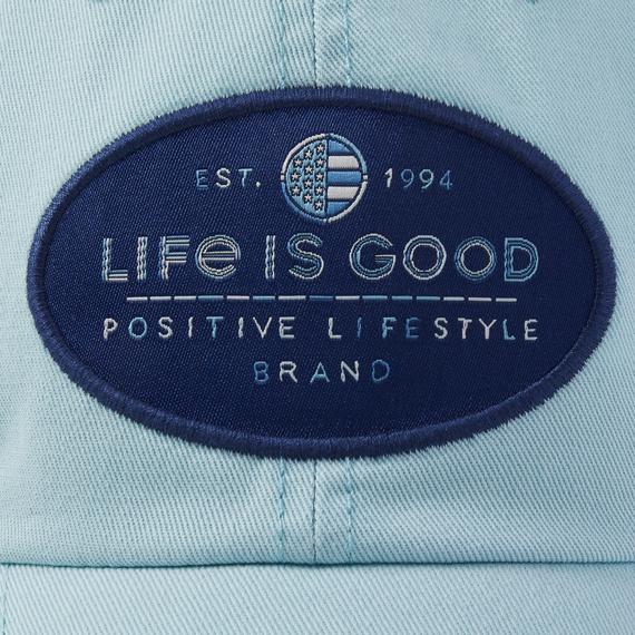 LIG Positive Lifestyle Soft Mesh Back Cap