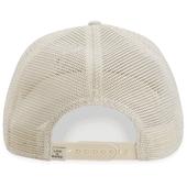 LIG Repeat Soft Mesh Back Cap