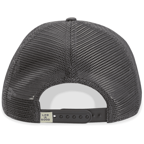 LIG Repeat Soft Mesh Back Cap