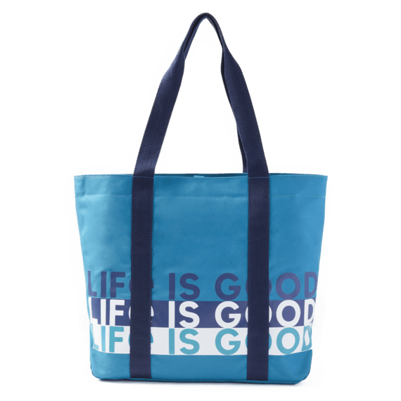 LIG Repeat Sunny Day Cooler Tote