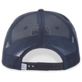 LIG Simple Coin Patch Hard Mesh Back Cap