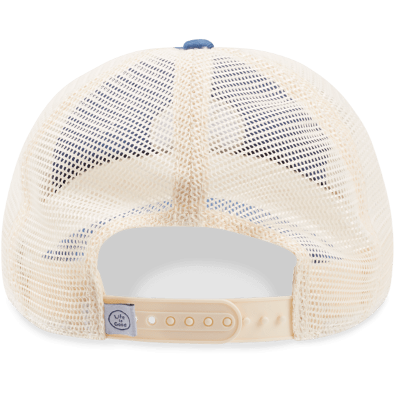 LIG Sphere Soft Mesh Back Cap