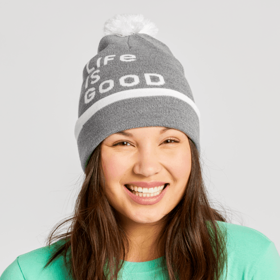 LIG Stacked So Chill Beanie