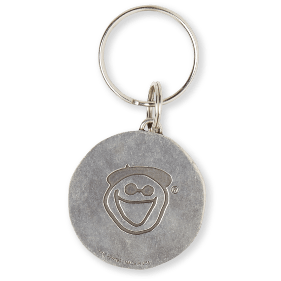 LIG Star Coin Keeper Keyring