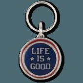 LIG Star Coin Keeper Keyring