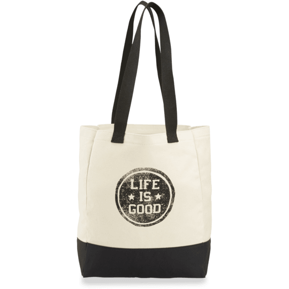 LIG Star Coin Market Tote