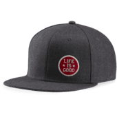 LIG Star Coin Semi-formal Flat Cap