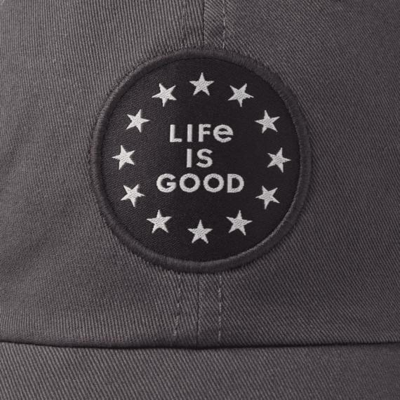 LIG Star Coin Soft Mesh Back Cap