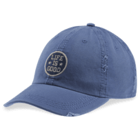LIG Star Coin Sunwashed Chill Cap