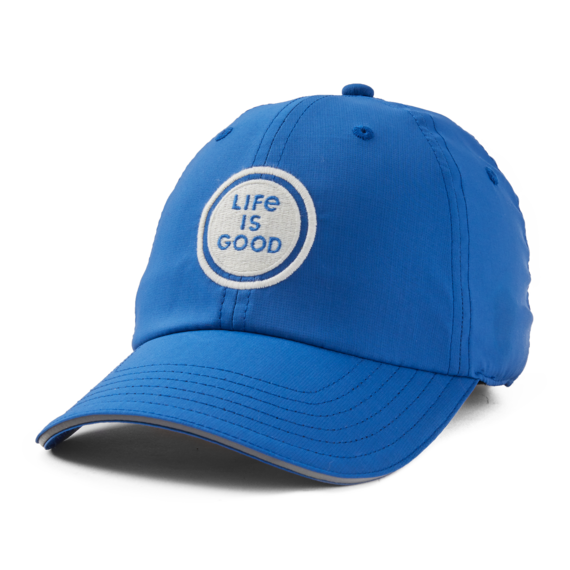 LIG Striped Coin Active Chill Cap