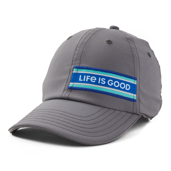 LIG Stripes Active Chill Cap