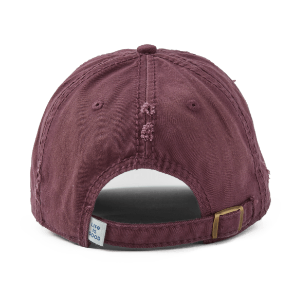 LIG Tri-Oval Sunwashed Chill Cap