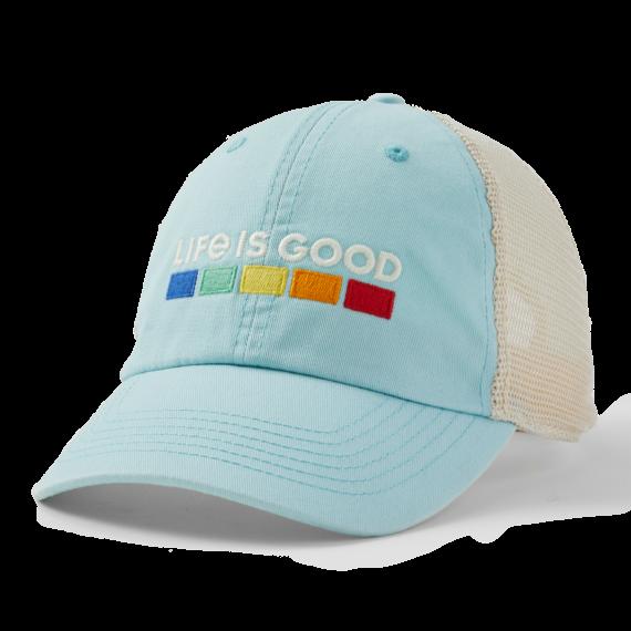 LIG in All Colors Soft Mesh Back Cap
