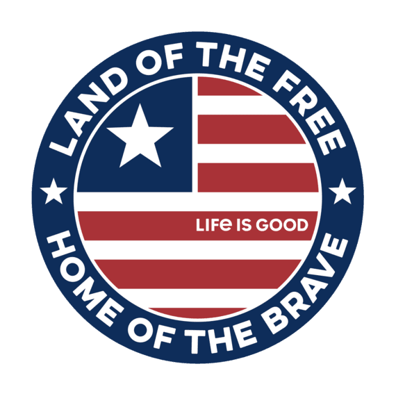 Land Of The Free Coin Magnet