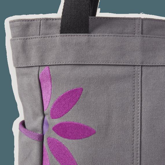 Large Flowers Wayfarer Convertible Backpack