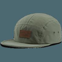 Leather LIG Patch Low Five Cap