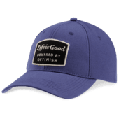 LiG Power Patch High Rise Chill Cap