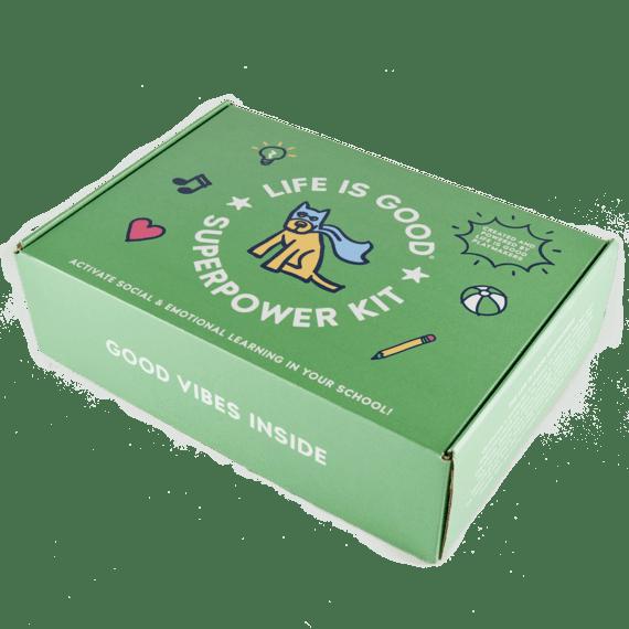 Life is Good Superpower Kit - Grades K-5