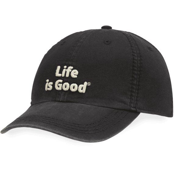 Life Is Good Classic Chill Cap