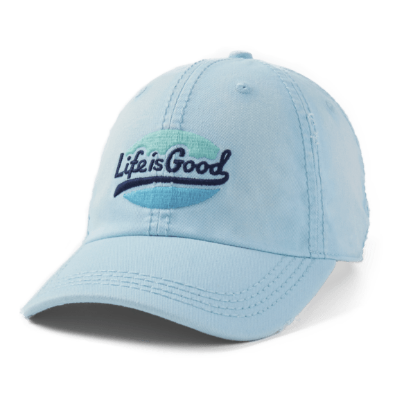 Life is Good Ballyard Sunwashed Chill Cap
