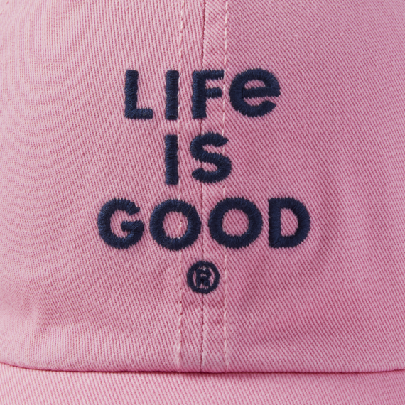 Life is Good Branded Chill Cap