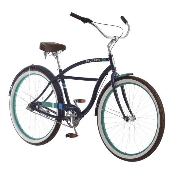 Life is Good Men's Bike Cruiser by Schwinn
