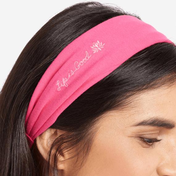 Lotus LiG Happy Headband