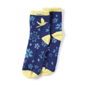 Love Birds Plush Snuggle Socks