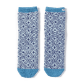 Mandala Plush Snuggle Socks