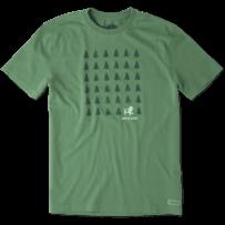 Men's Adirondack Evergreens Crusher Tee