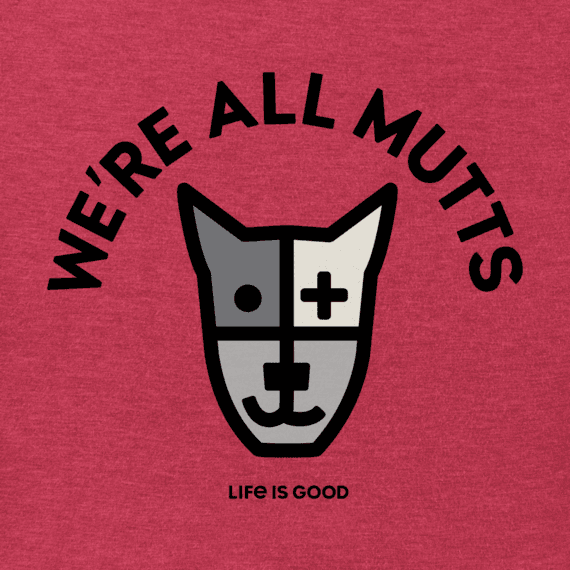 Men's All Mutts Crusher Tee