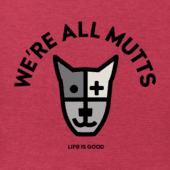 Men's All Mutts Crusher Tee