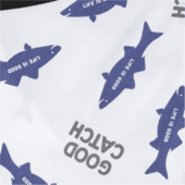 Men's All Over Fish Boxers