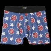 Men's All Over Stars Spheres Boxers