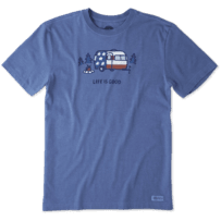 Men's Americana Camp Crusher Tee