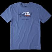 Men's Americana Camp Crusher Tee