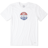 Men's Americana Coin Crusher Tee