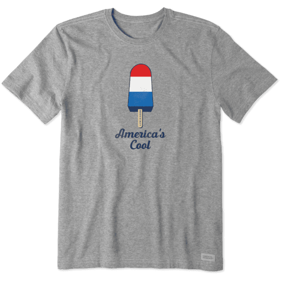 Men's Americana Popsicle Crusher Tee