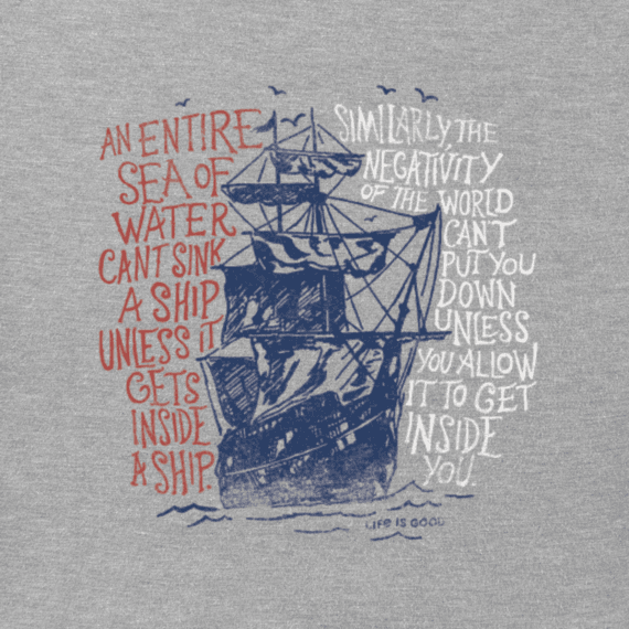 Men's An Entire Sea Crusher Tee