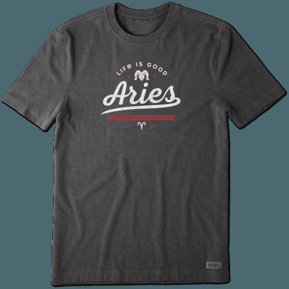 Men's Aries Crusher Tee