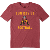 Men's Arizona State Football Jake Cool Tee