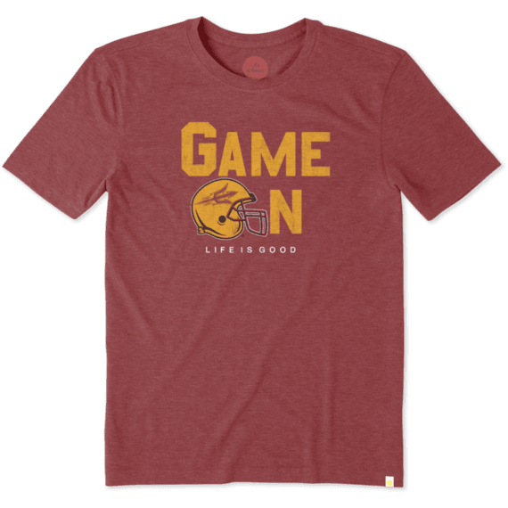 Men's Arizona State Game On Cool Tee