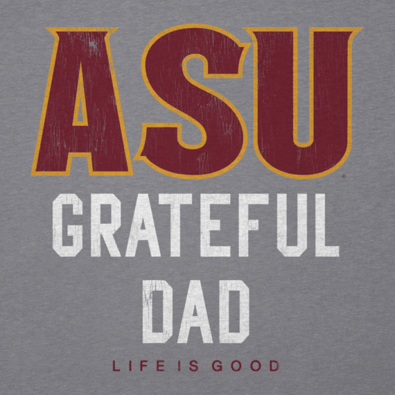 Men's Arizona State Grateful Dad Cool Tee