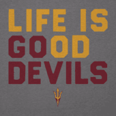 Men's Arizona State LIG Go Team Cool Tee