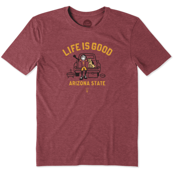 Men's Arizona State Tailgate Jake Cool Tee