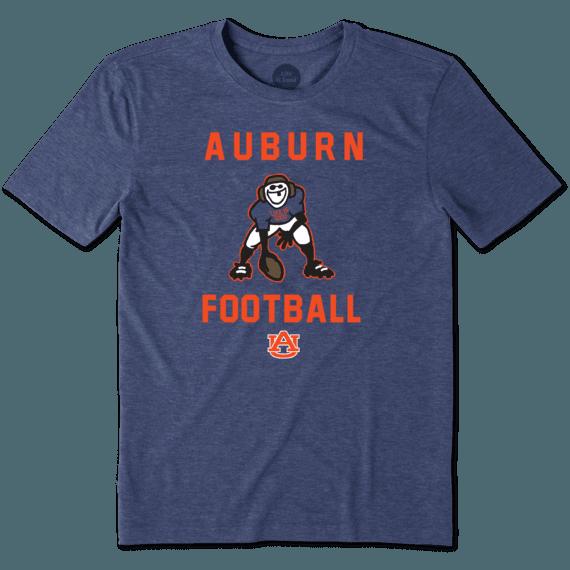 Men's Auburn Tigers Football Jake Cool Tee