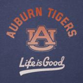 Men's Auburn Tigers Gradient Tailwhip Cool Tee