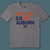 Men's Auburn Tigers LIG Go Team Cool Tee