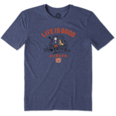 Men's Auburn Tigers Tailgate Jake Cool Tee